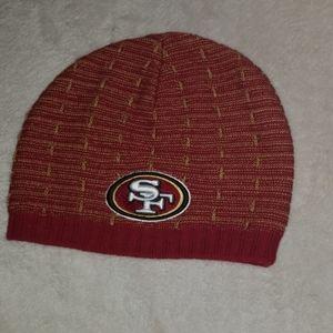 San Francisco 49ers Beanie Hat 🏈 NWOT